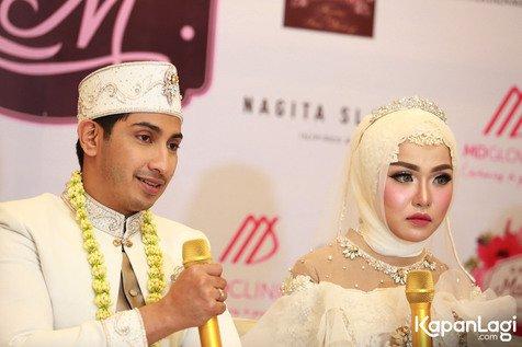 Mewahnya Pesta Pernikahan Medina Zein Berita Seputar Artis