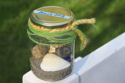 Green Owl Art Beach Crafts