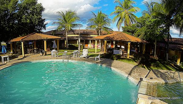 Piscina do Hotel Pantanal Mato Grosso