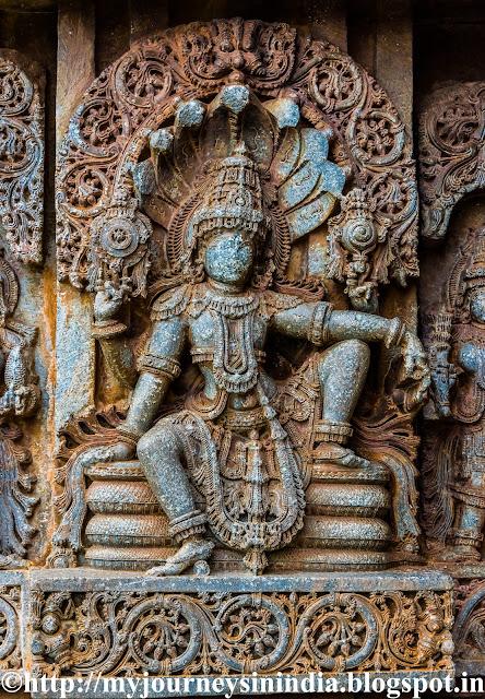 Lakshmi Narayana Temple Hosaholalu
