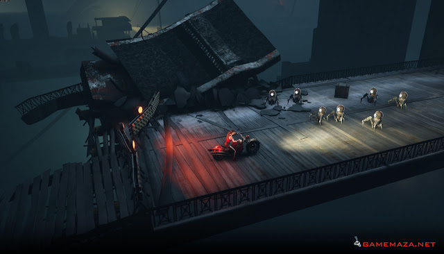 Steel Rats Gameplay Screenshot 3