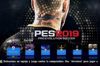 Download Pes 2019 Ppsspp V4 Savedata + Textures New Update Transfer 1