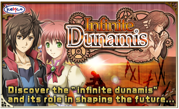Infinite Dunamis (Game RPG Android Offline Seru)