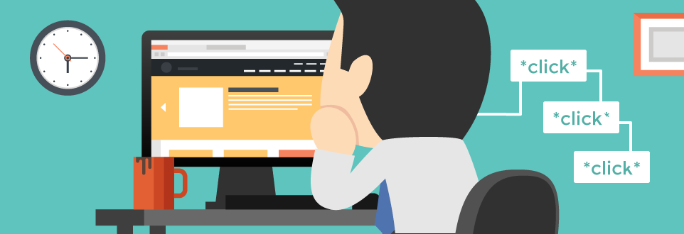 web site navigation essay If navigation choices are unclear, visitors may elect to hit the back button on their first (and final) visit to a web site once they enter, the real challenge begins, as it is no easy task to allow first-time visitors to get take maximum advantage of a site.