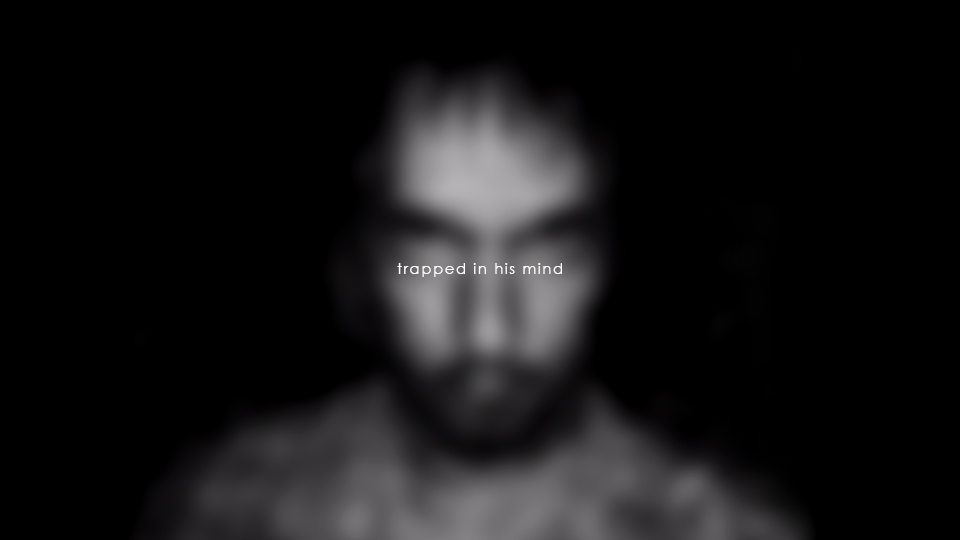 Trapped In His Mind (Horror Video)