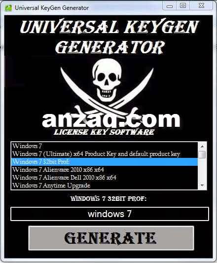 Universal Keygen Generator 2015 Free Download