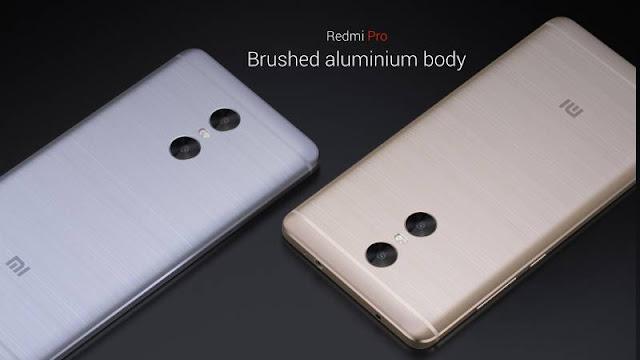 Harga Xiaomi Redmi Pro dan Spesifikasi Dari Dua Variannya