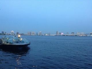 Tokyo Cruise Asakusa to Odaiba