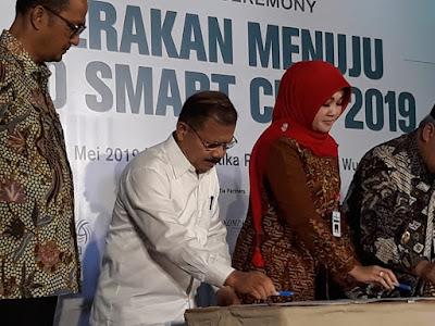 Akhirnya Kominfo Tetapkan Kabupaten Padang Pariaman Mengikuti Gerakan Menuju Smart City Tahun 2019