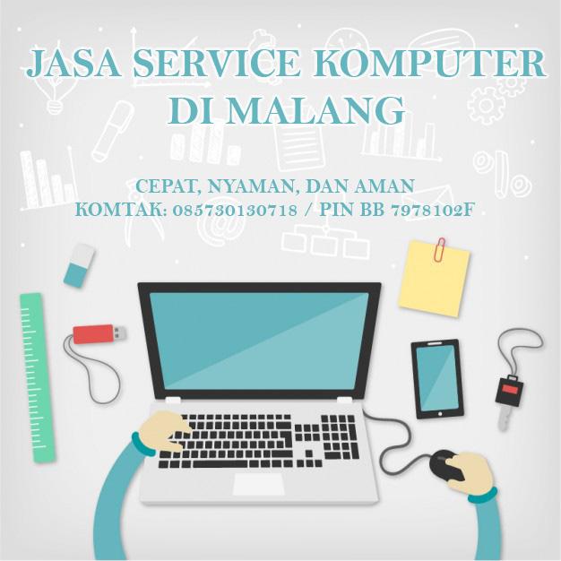 Jasa Service Komputer di Kota Malang
