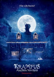 Cartel: Krampus - Maldita Navidad (2015)