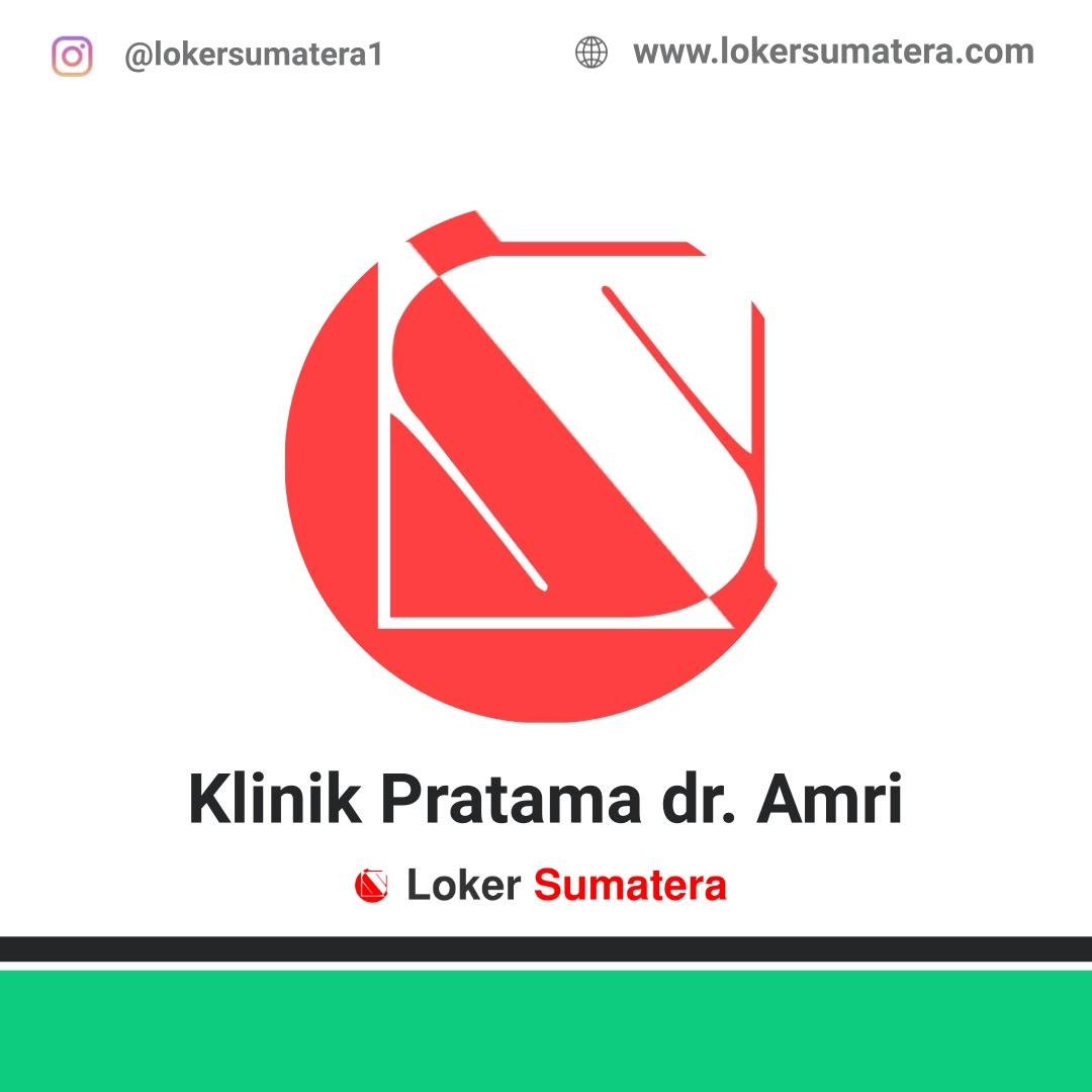 Lowongan Kerja Klinik Pratama dr. Amri Duri Februari 2020