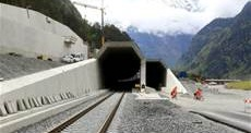 World's Longest rail Tunnel