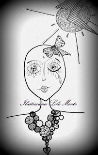 ilustraciones lola mento, Lo Lamento, Ilustraciones originales, cuadros decorativos, cuadros originales
