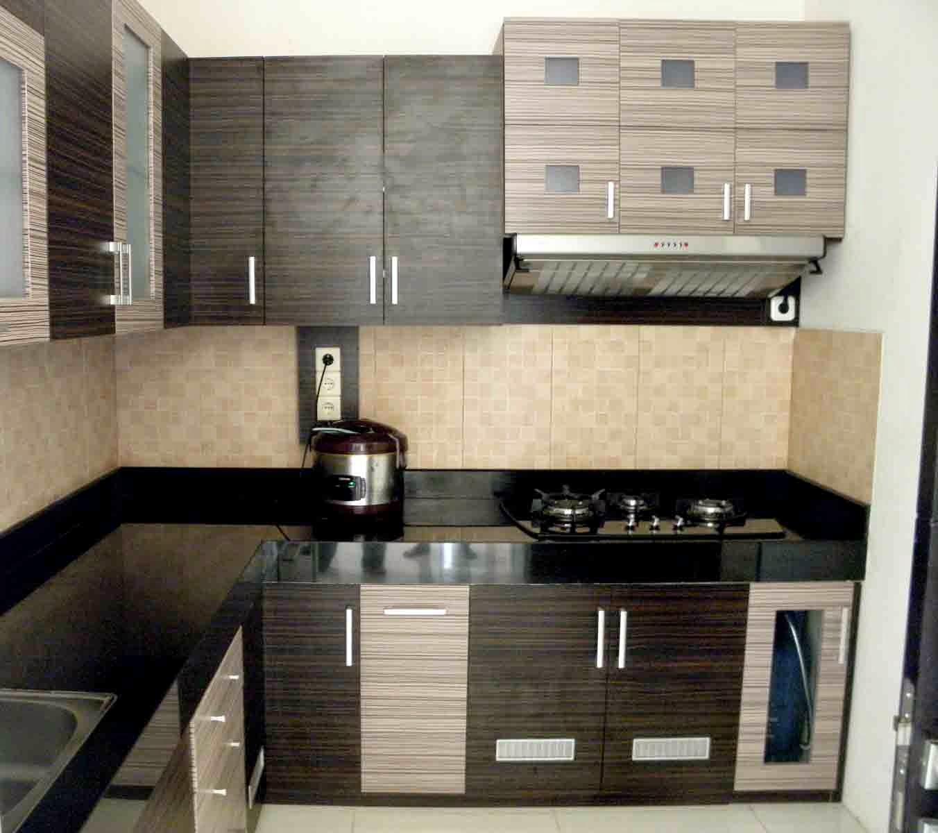 Kitchen Set Dapur Ukuran Mini Duniakitchenset Com