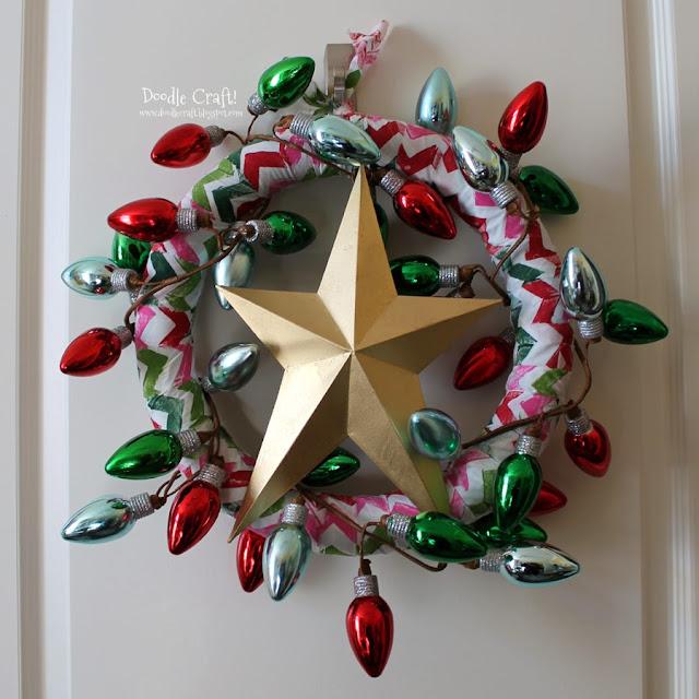 http://www.doodlecraftblog.com/2013/12/chevron-star-wreath-update.html
