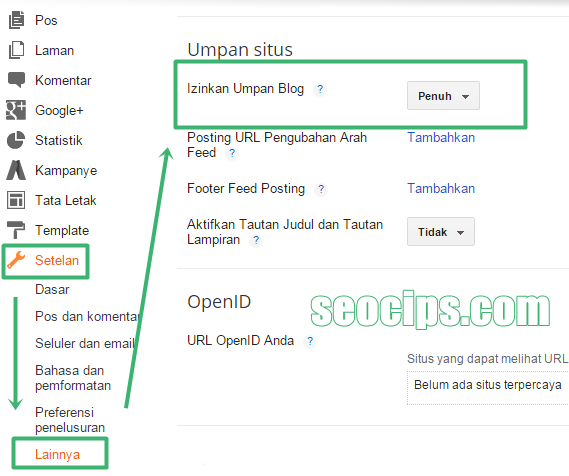 Setting Related Post Dengan Gambar Di Blog