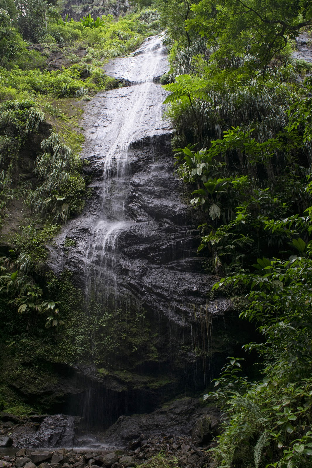 Cascade Couleuvre