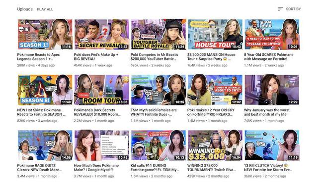 Tìm hiểu về Pokimane - Nữ streamer xinh đẹp bậc nhất trên nền tảng Twitch