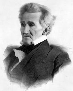 President Andrew Jackson's Conversion to Christ