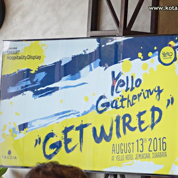 Yello Gathering 2016: Get Wired