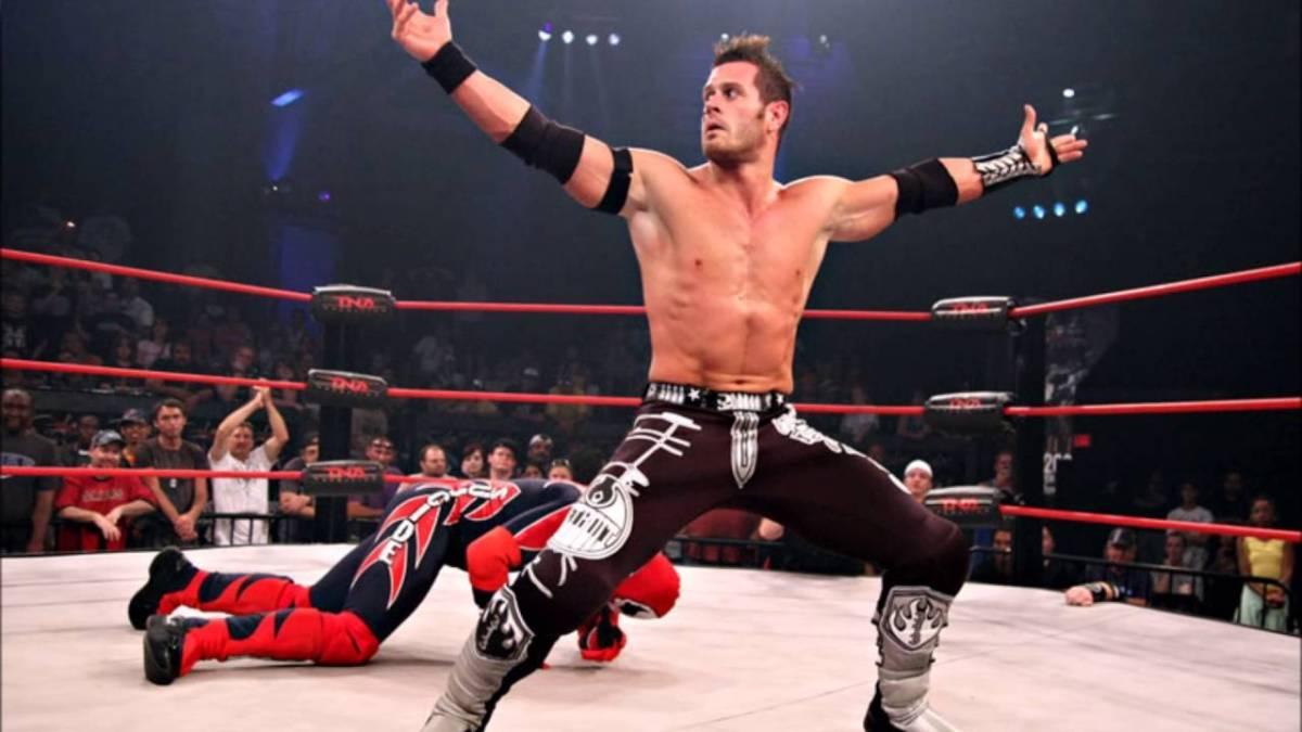 Alex Shelley fará sua estreia no WWE NXT na próxima semana