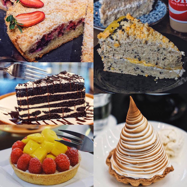 12 Best Cakes in Singapore 2016