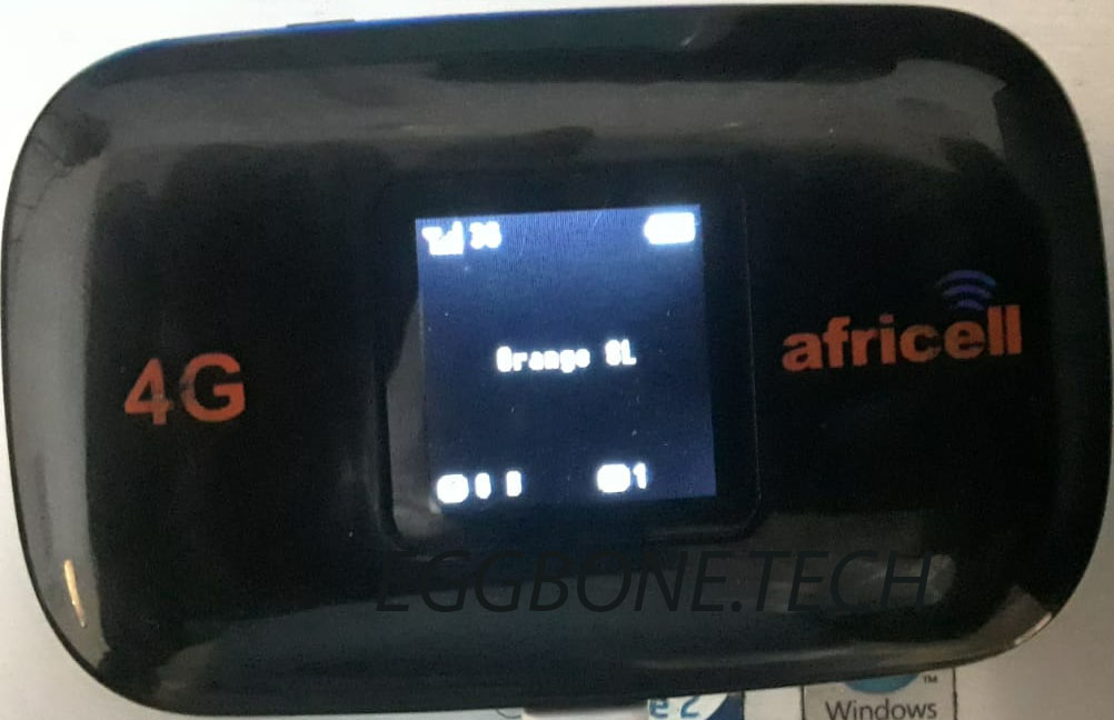 Unlock Africell M028AT MiFi - EGGBONE UNLOCKING GROUP  (+