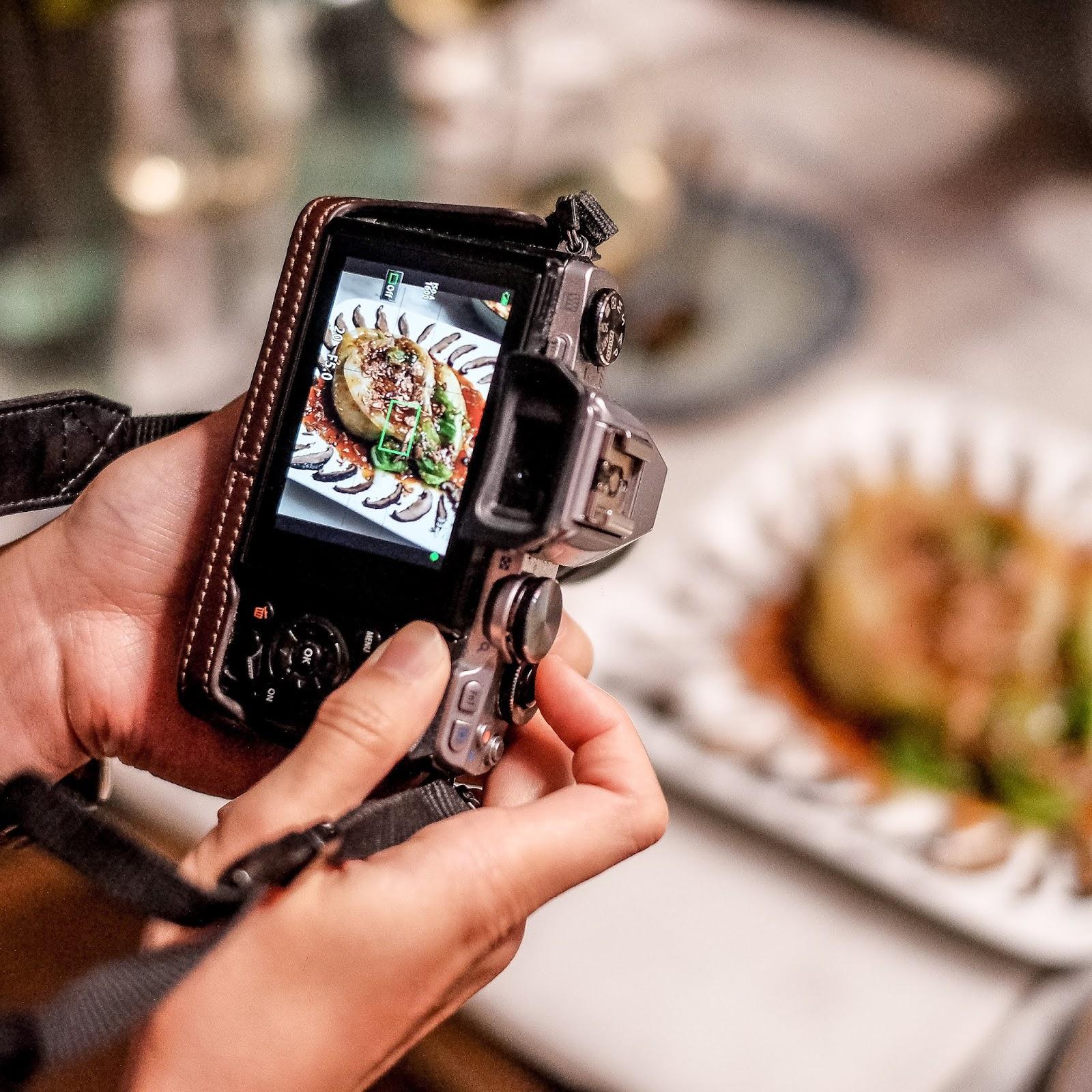 """I'm a Blogger, Impress ME!"" (www.culinarybonanza.com)"