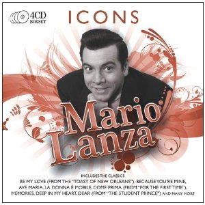 The Ripple Effect: Mario Lanza - Mario Lanza Icons Boxset