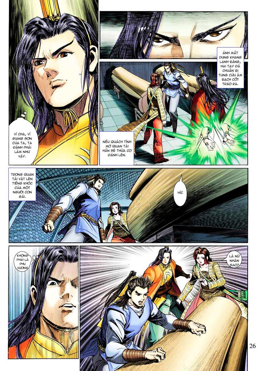 Anh Hùng Xạ Điêu anh hùng xạ đêu chap 38 trang 25