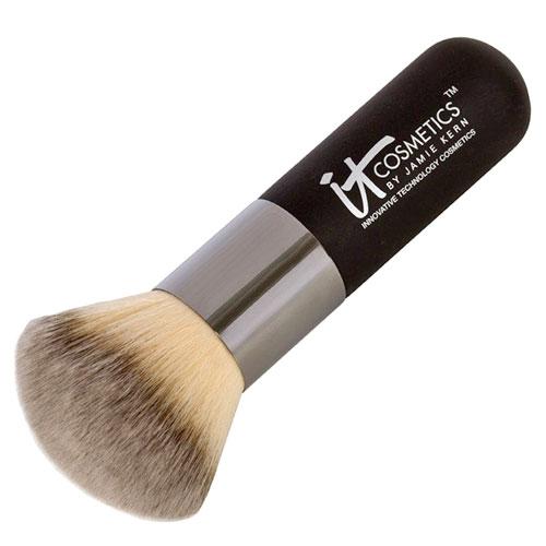 Brocha para aplicar polvos de maquillaje