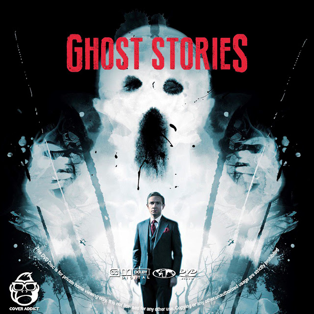 Ghost Stories DVD Label