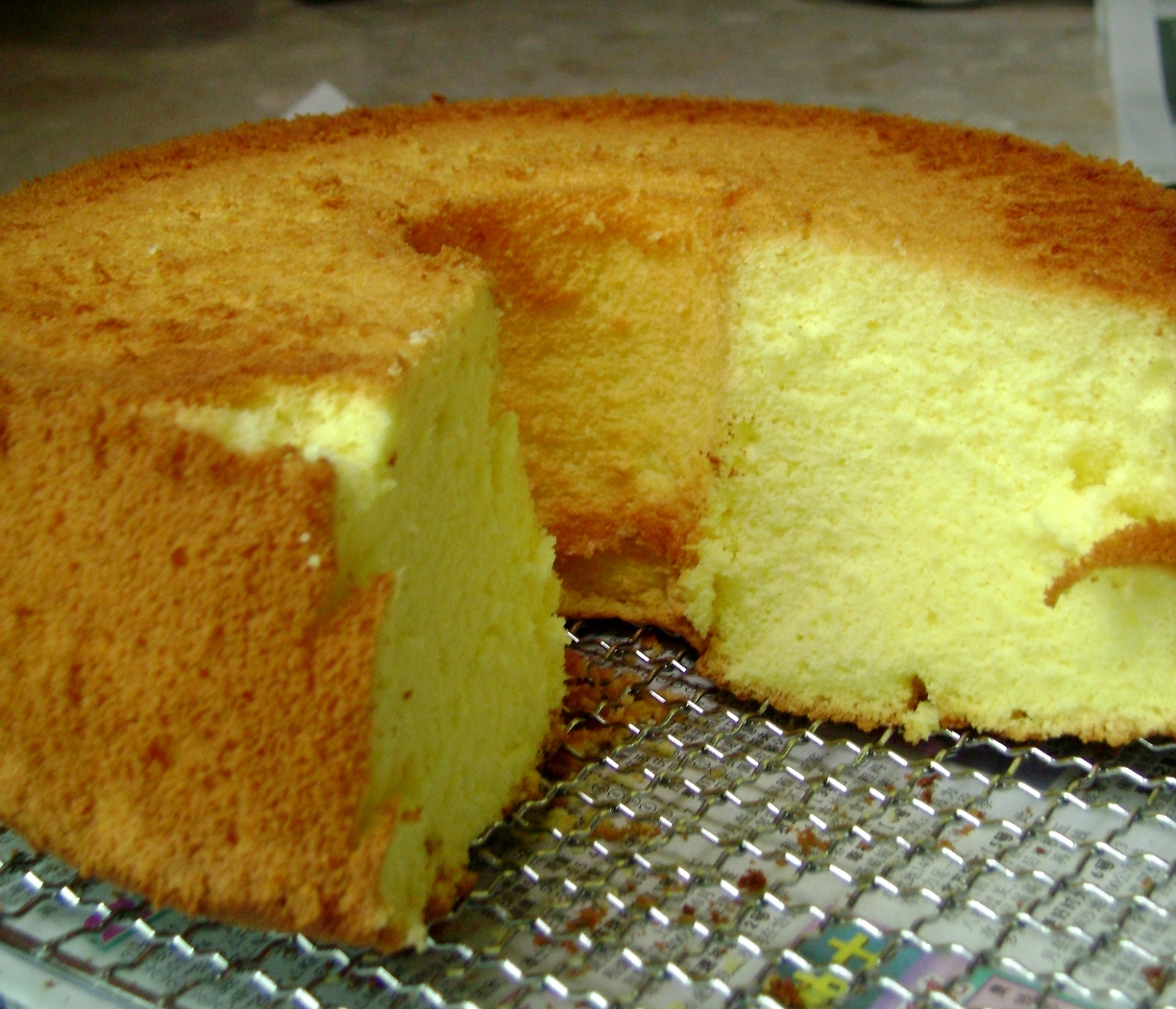 Martha Stewart Lemon Sponge Cake Recipe