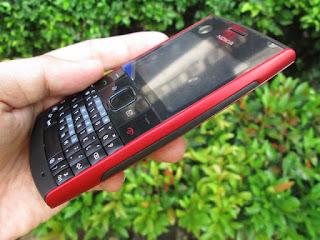 Hape Jadul Nokia X2-01 Seken Mulus Kolektor Item