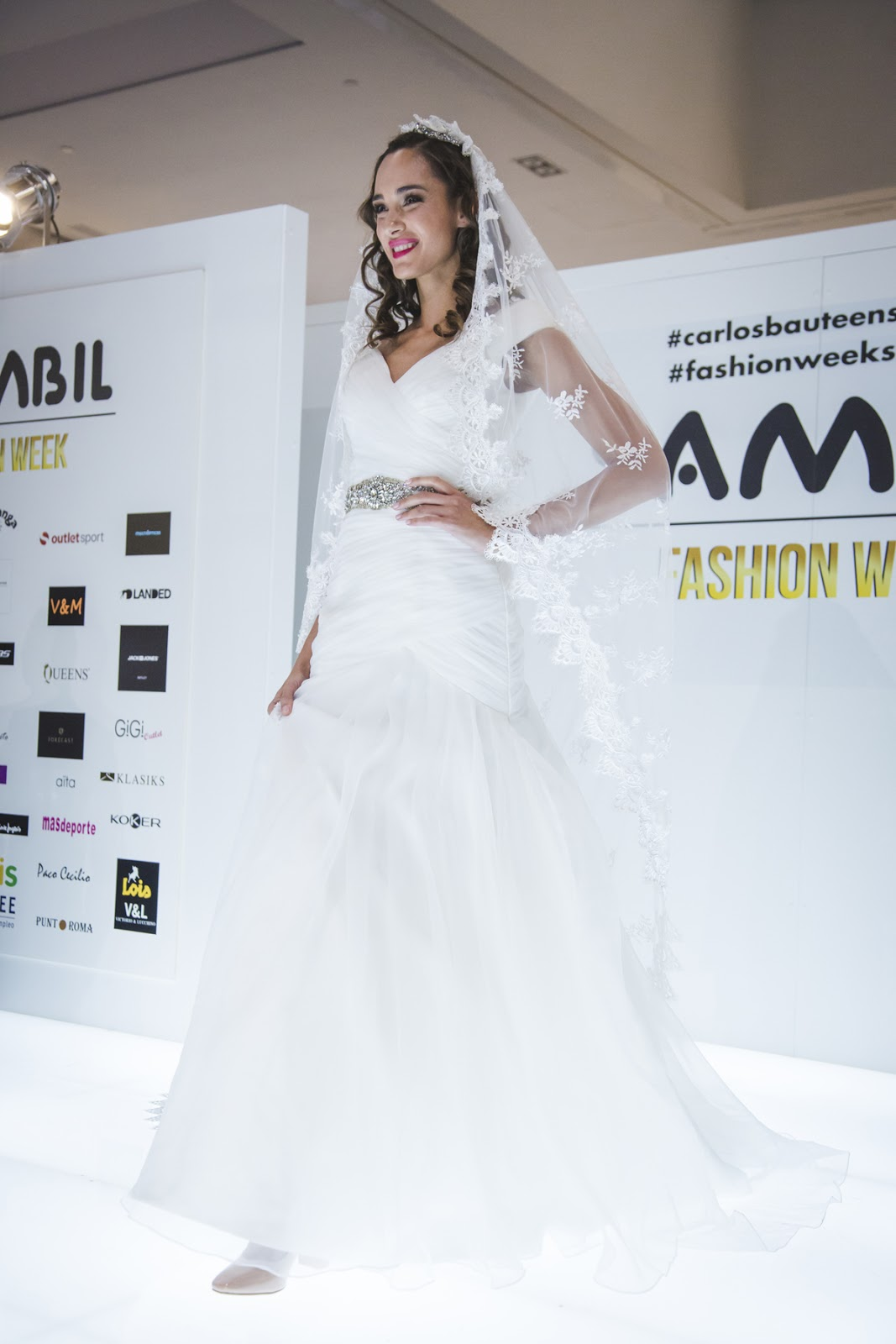 desfile Fashion Night Sambil