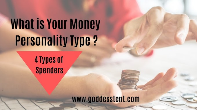 Your Money Personality Type, 4 Types of Spenders