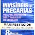 MANIFESTACIÓN 'Invisíbeis e precarias' 8M da CIG | 8mar