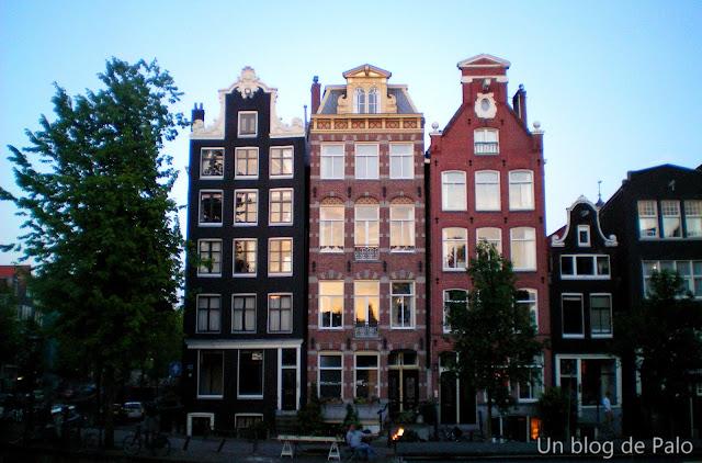 Amsterdam en abril