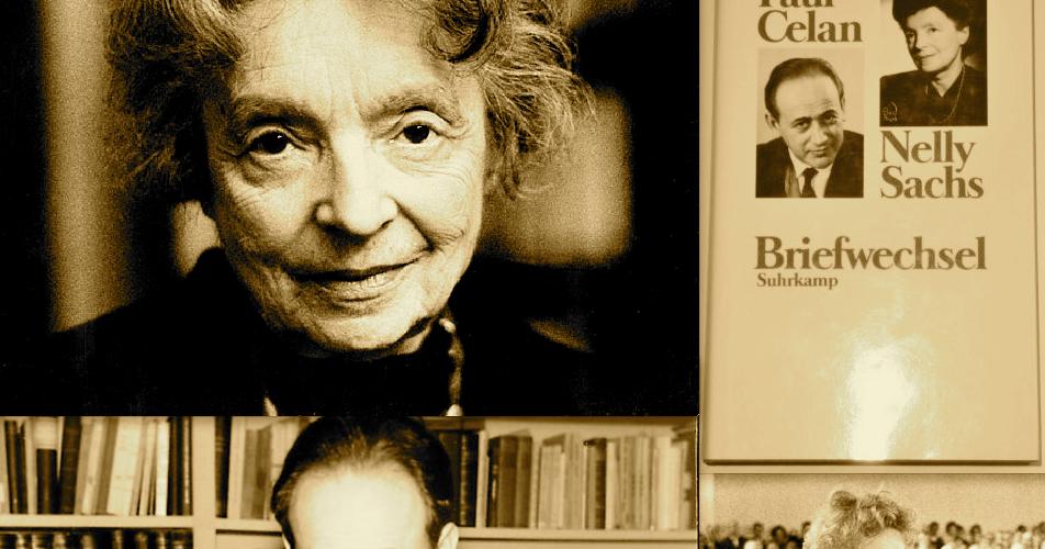 Caponnetto Poesiaperta Nelly Sachs Funf Gedichte Cinque Poesie