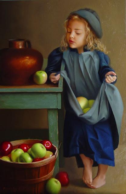 Timothy C. Tyler | American Artist | Children Paintings