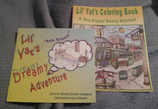 Lil Yatz Dreamy Adventure book set