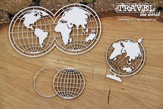 Travel The World - globes