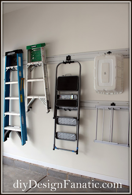 storage, diydesignfanatic.com, storage shelves, diy storage shelves, basement storage, garage storage