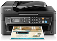 Epson WorkForce WF-2630 Drivers & Manuals