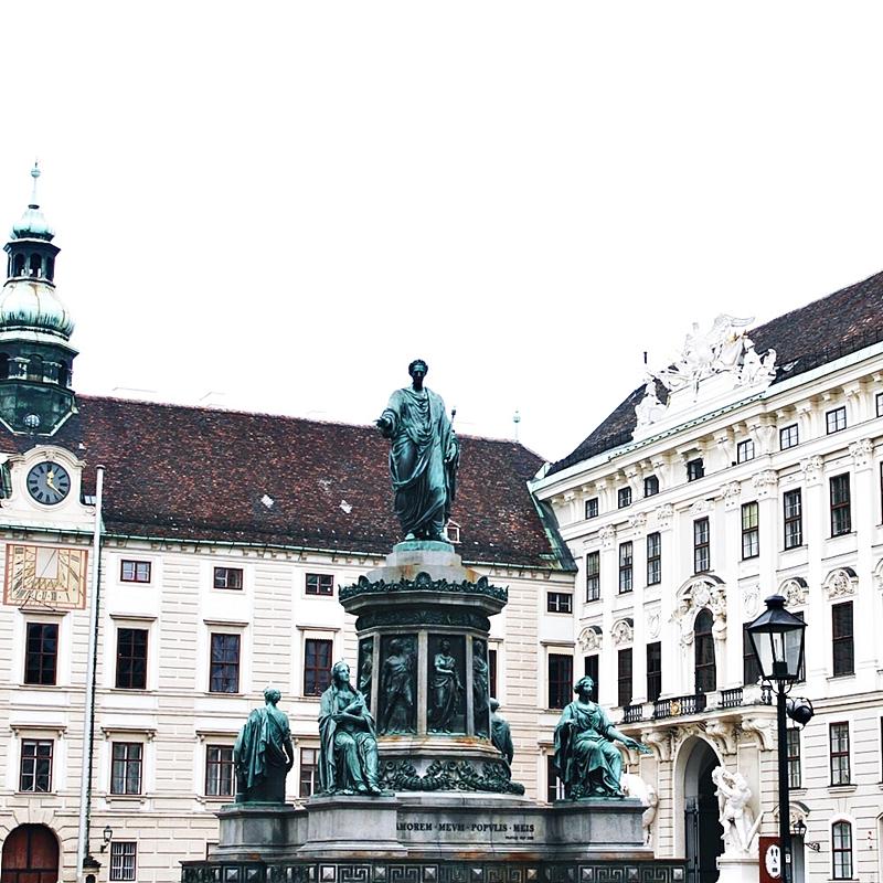 Obilazak i poseta Becu Hofburg palata