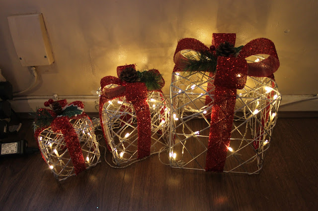 Christmas Parcel Lights