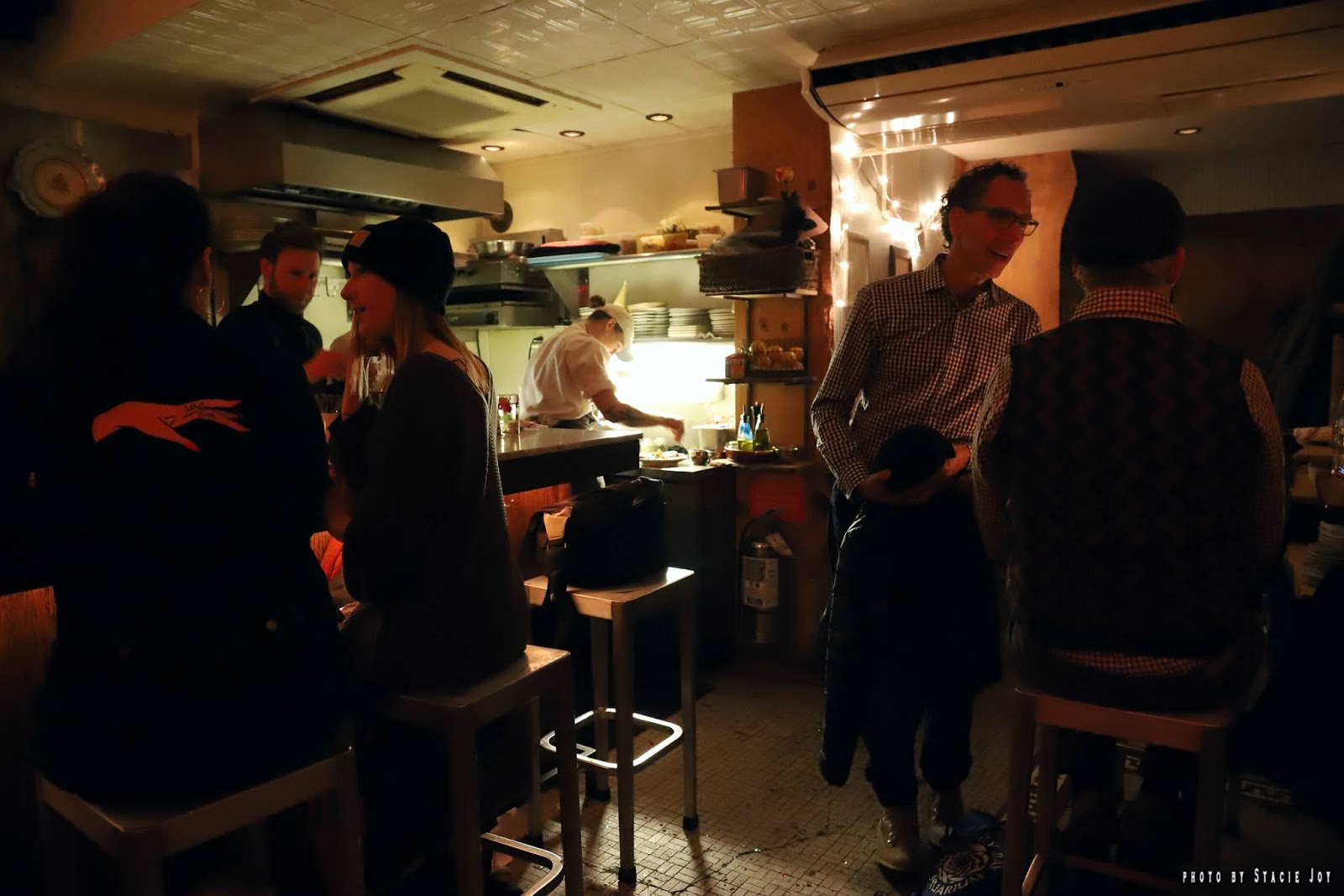 Ev Grieve Zadie S Oyster Room Has Closed