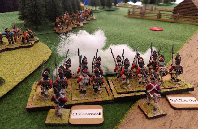 Sharp Practice Bristish Grenadiers
