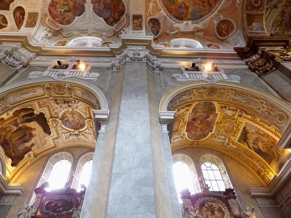 Vienne Vienna Wien Klosterneuburg abbaye monastère stiftklosterneuburg église baroque